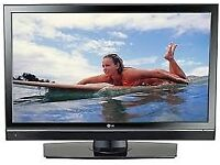 lg32lc55 lcd tv. free view build in