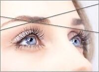Ladies for eyebrow threading and body waxing