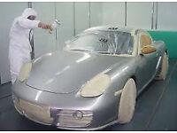 Spray car £900