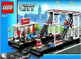 Lego City: Train Station - 7937