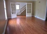 floor sanding and finishing 438-346-1770
