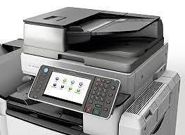 Ricoh Aficio Color business Copier Printers MP C4502/C4502A/C5502/C5502A Colour Laser Printer Copy Machine Scanner Fax
