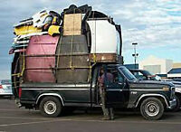 Looking for Someone to Haul Some Stuff to Kelowna