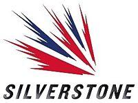 For Sale 1 x Silverstone F1 ticket Thurs-Sun