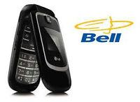 Brand New LG 231 Flip Camera phone for Bell