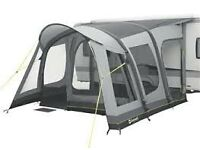 outwell blize reef inflatable awning