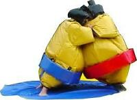 Sumo Wrestling Suits for Rent
