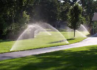 IRRIGATION - MAN AUTOMATED LAWN CARE SPRINKLER SYSTEMS