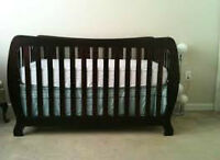 Storkcraft Baby Crib / Toddler Bed Conversion