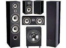 Surround Sound ACCUSOUND REFERENCE 5.5XD 5.1 SPEAKER SYSTEM Bidwill Blacktown Area Preview