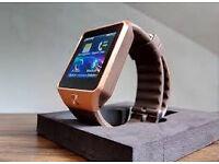 DZ09 smart watch sim card £25 each 2 for £45 and headphones..hats etc
