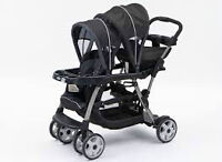 Double stroller / sit and stand