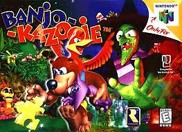 Looking for Banjo-Kazooie for N64