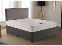 divan beds new and sealed