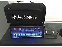 HUGHES AND KETTNER Tubemeister 18 amp head.