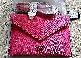 Pink Guess Handbag