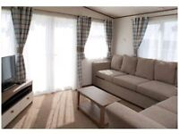 Weekend in June for £262 in luxury 2016 Clyde Caravan with verandah! Southerness Holiday Park