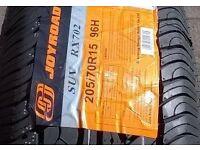 Tyre 205 70 15