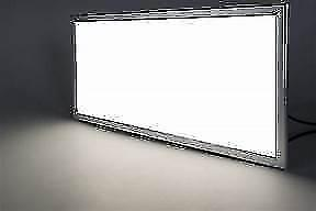DOORCRASHER!!  Buy affordable 2x4 LED panels.