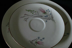 Coffee/Tea Set for 6 - Weismer Pastel Bavaria Germany By Alka Kingston Kingston Area image 4