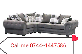 Verona Large Corner Or 3+2 Sofa fast delivery available