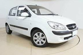 2009 Hyundai Getz 1.6 SX RWC Brand New Tyres & Battery ( 1 Owner) Berwick Casey Area Preview