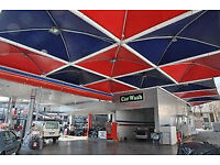 Car Wash Canopy for Sale