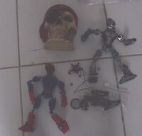 Spiderman bionicle set for sale London Ontario image 1