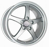 """Phantom T398 17""""x8"""" +25 offset in 5x114.3 and 5x112mm"""