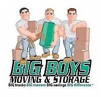 Proactive big movers(16ft/2men/$60hr)(3men/26ft/$90hr)