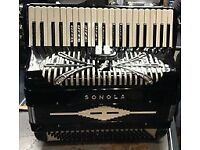 Sonola Accordion, Model LM