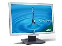 Monitor - Acer 15inch TFT fully working BARGAIN