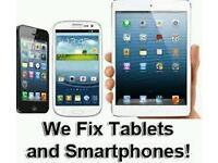 Mobile tablet repair