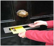 Leaflet Distributors wanted in London, £25 per 1000 leaflets!