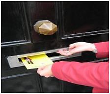 Leaflet Distributors wanted in London, £25 per 1000 leaflets!
