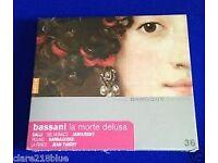 Giovanni Battista Bassani- La Morte Delusa *CD, Naive Label* (ORIGINAL)