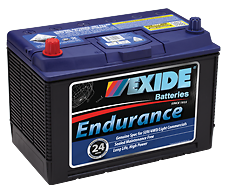 CHEAPEST BATTERIES IN PERTH H/DUTY N70ZZ & N70ZZL 2YR WTY $145.00