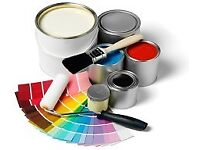 Painting and Decorating - From £80 per/room