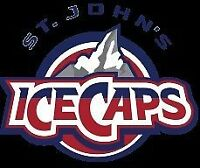 Ice Caps Opening Weekend