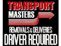 EARN UP TO £800-£1600 PER WEEK+TIPS AS A REMOVAL & DELIVERY COURIER DRIVER VAN & TRAINING PROVIDED