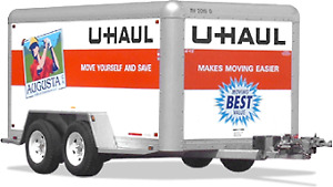 Uhaul Trucks and trailer rental and Hitches instalation