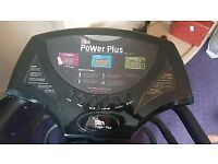 Power plus vibrating machine for weight loss
