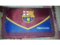 New FC Barcelona wallet