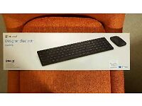 Microsoft Designer Bluetooth Desktop Keyboard and Mouse