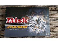 Risk Star wars Edition Board Game