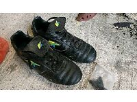 Rugby boots size 4 kooga