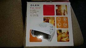 Fan heater 2kw with choice of heat settings
