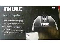 Roof rack foot pack - Thule 753 rapid system