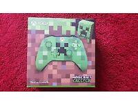 Microsoft Xbox One Minecraft Creeper Controller - Green
