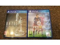 Until dawn playstation 4 fifa 16